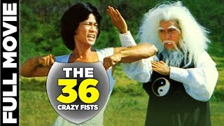 Nonton The 36 Crazy Fists  1977    Jackie Chan    Siu Hung Leung  Kar Yung Lau   English Kung Fu Movies Film Subtitle Indonesia Streaming Movie Download