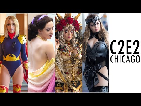 This Is C2e2 Chicago Comic Con 2020 Best Cosplay Music Video