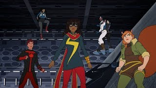 VIDEO: MARVEL RISING: SECRET WARRIORS – Trailer