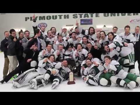 PSU Men's Ice Hockey vs. Salem State - MASCAC Finals