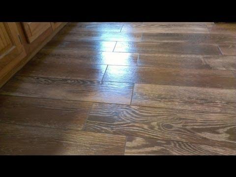 Pavimento ceramico imitacion parquet videos videos - Losas imitacion madera ...