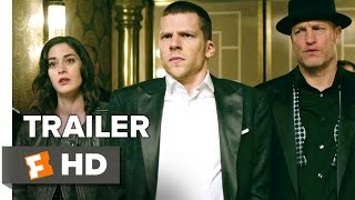 Nonton Now You See Me 2 Official Trailer #2 (2016) - Mark Ruffalo, Lizzy Caplan Movie HD Film Subtitle Indonesia Streaming Movie Download