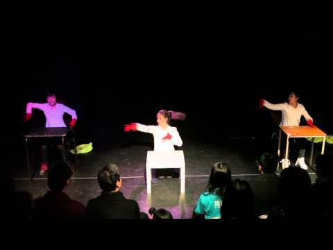 UCLU Dance Society | Freshers Showcase '13 | Workaholics