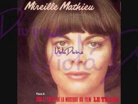 Tekst piosenki Mireille Mathieu - Anna et Julien po polsku