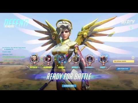 [Overwatch] Mercy Teaches: Ana - Part 1