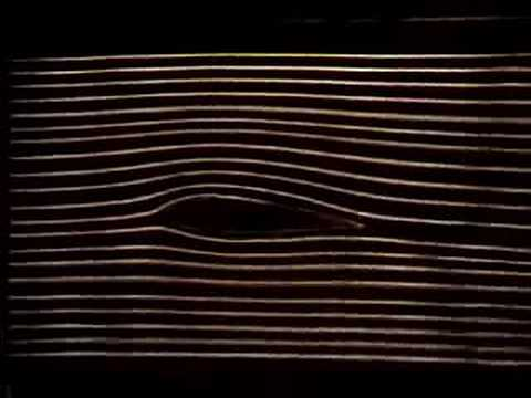 streamlines - Department of Engineering, University of Cambridge, multimedia video from Physics Education, 2003, by Holger Babinsky.