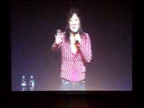 Margaret Cho in L.A. (mom impersonation)