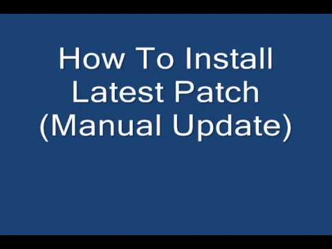 how to make patch ryl2