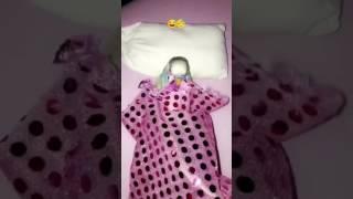 Paşamın Uyku vakti 😅 - Nurmutfağı