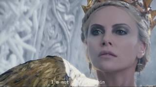 Sia-Freeze You Out LYRICS (The Huntsman-Winters War 2016) Video