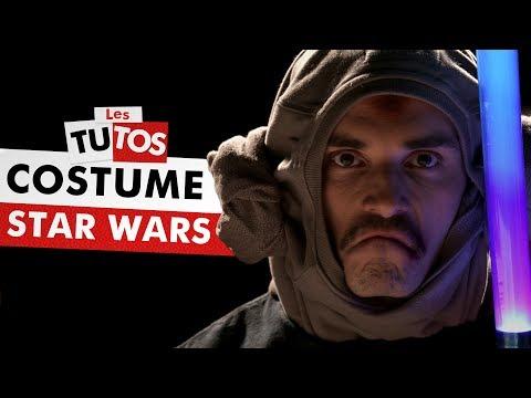 TUTO COSTUME STAR WARS