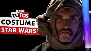 Video TUTO COSTUME STAR WARS MP3, 3GP, MP4, WEBM, AVI, FLV Oktober 2017