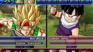Download Lagu Dragon Ball Z Budokai Tenkaichi 4 : Todos Los Personajes Mp3