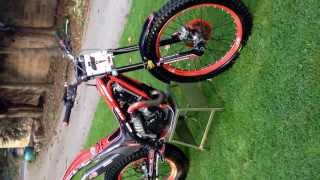 9. 2010 Gas Gas TXT Pro Raga Replica for sale