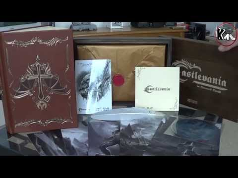 Unboxing Castlevania Dracula Edition (Pix'n Love)