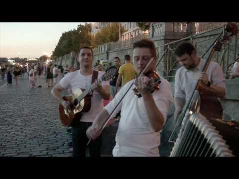 Shum Davar - Le Grand Blond - Naplavka Praha 26/8/2016