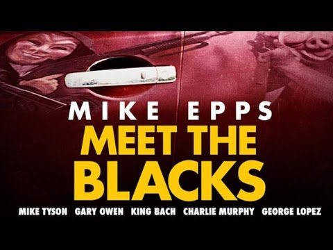 Meet Carl Black Starring Mike Epps