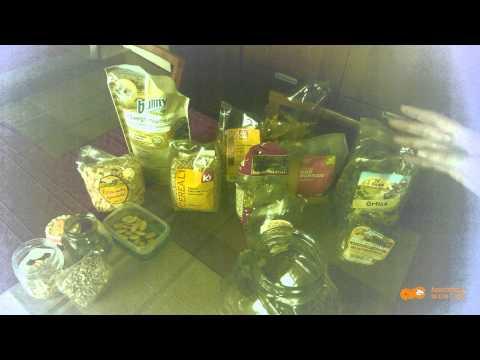 Come preparare un buon mix di semi per il vostro criceto