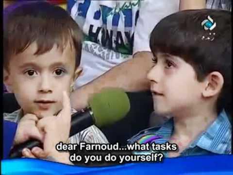 Truthful Farnoud-iranian tv-gaffe