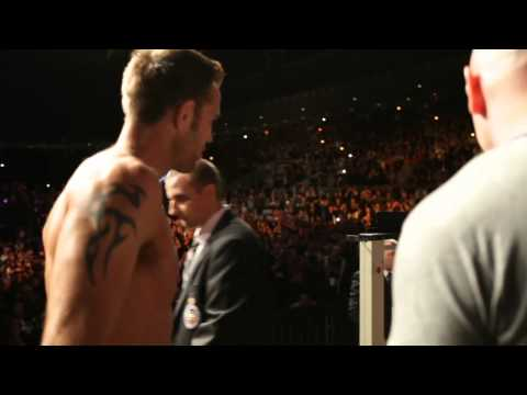 UFC 129 StPierre vs Shields WeighIn Highlights