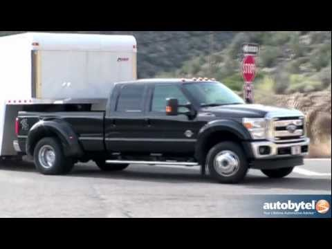 2012 Ford F-250: Video Road Test and Review