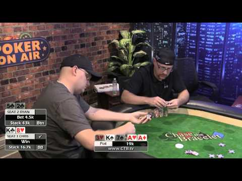 S5G4P4 CTB Chase The Bracelet   Poker Game Show by Poker On Air 8 20 15