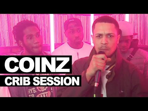 COINZ FREESTYLE | WESTWOOD CRIB SESSION @TimWestwood @_coinz