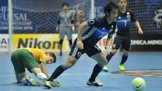 Video JAPAN vs AUSTRALIA: AFC Futsal Championship 2016 (Group Stage) MP3, 3GP, MP4, WEBM, AVI, FLV Februari 2018