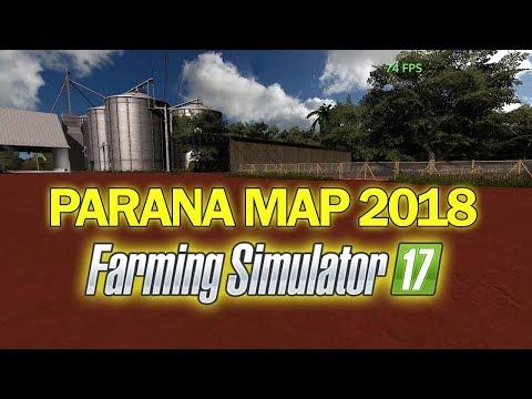 PARANA MAP 2018 v1.0 BETA