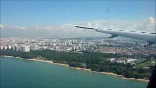 Video (HD) Singapore Airlines Boeing 777-300, Landing at Singapore Changi, 19/05/13. MP3, 3GP, MP4, WEBM, AVI, FLV Juli 2018