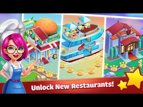 Cooking Star Chef - Realistic, Fun Restaurant Game New Version