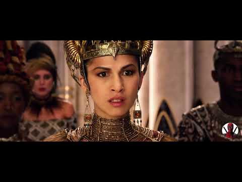 Best Action Scene Of Gods of Egypt in HINDI (FULL HD)