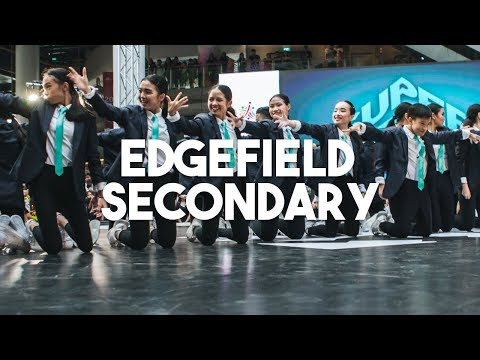 Edgefield Secondary | Super 24 2018 Secondary School Category Red Division Prelims (видео)