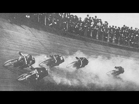The history of Motorcycle Racing   Full Documentary   Part 1 of 5