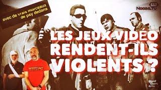 Chronique Noobs.TV : Les jeux vidéo rendent-ils violents ?
