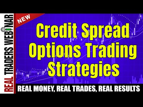 Spread - Credit Spreads Option Trading Strategies - Part 2 | Sign Up For Real Traders Webinar Weekly Hangouts at http://RealTradersWebinar.com/hangouts | Watch Pt. 1 ...