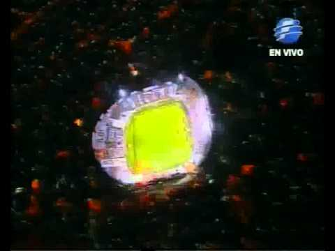 El Mosaico de Olimpia vs Mineiro - El Recibimiento - La Barra del Olimpia - Olimpia