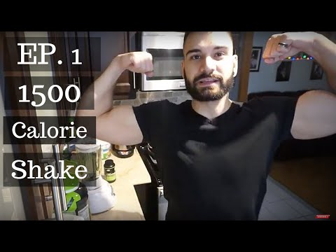 Skinny Boy Solutions | Ep. 1 | 1500 Calorie Shake
