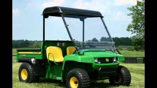 7. John Deere 4x2 TS TX TE Gators