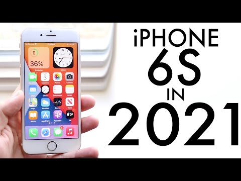 iPhone 6S In 2021! (Still Worth It?) (Review)