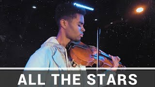 Kendrick Lamar, SZA | All The Stars | Jeremy Green | Viola Cover