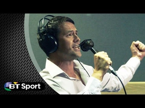 Michael Owen's surprising commentary debut | #bts
