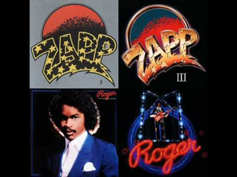 roger - Zapp & Roger - I Want To Be Your Man.