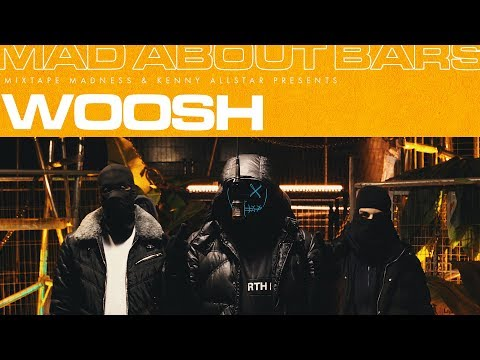 Woosh – Mad About Bars w/ Kenny Allstar [S4.E5] | @MixtapeMadness