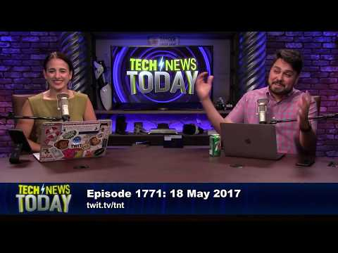 Tech News Today 1771: Mercedes on the Roof
