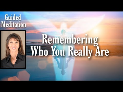 REMEMBERING WHO YOU REALLY ARE