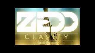 Clarity   Zedd ft Foxes  Lyrics