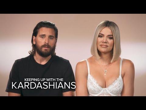 KUWTK   Khloé Kardashian & Scott Disick's Art Shaming Prank Continues   E!