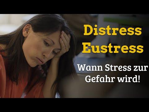 Positiver Stress? - Eustress und Distress einfach erklärt!