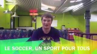 Le soccer, un sport pour tous